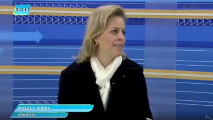 Entrevista: Especialista fala sobre os cuidados para quem sofre com asma